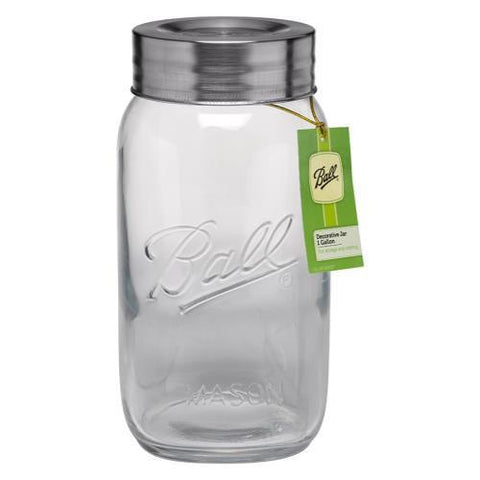 Ball Jars Decorative 1 Gallon Commemorative Jar Case of 4