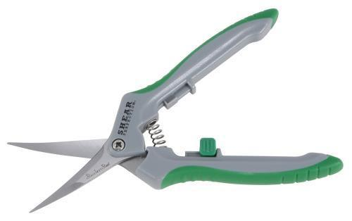 Shear Perfection Platinum Series Stainless Trimming Shear 2 in - Curved