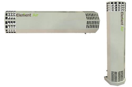 Element Air Tower Unit - Wall Mount 120V, Covers Up To 1,200 Sq. Ft.