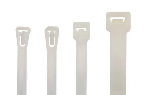 Grower's Edge 12 in Releasable/Reusable Cable Tie 25/Pack (1ea = Pack 25