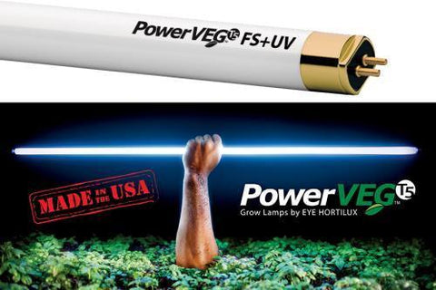 Eye PowerVEG FS-UV 4 ft  54W HO T5