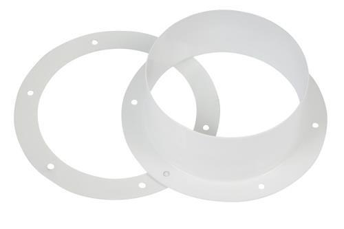 Ideal-Air Flange Kit 12 in (10/Cs)