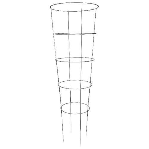 Grower's Edge High Stakes Commercial Grade Tomato Cage - 5 Ring - 72 in