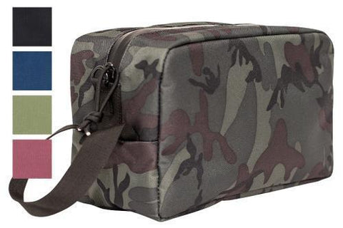 Abscent Toiletry Bag - Black Forest