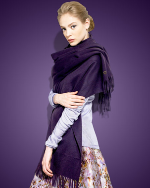 Buy Luxury Cashmere Stole at The Cashmere Choice | London