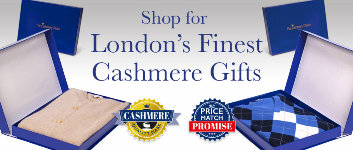 The Cashmere Choice | Shop for London's Finest Cashmere Gifts