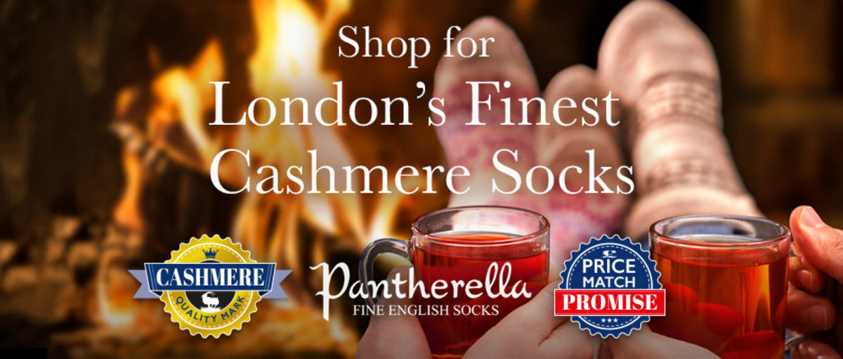 The Cashmere Choice | Shop for London's Finest Cashmere Socks