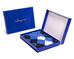 Cashmere Gift Presentation Box for Men by The Cashmere Choice | London
