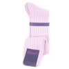 Pink Ladies Cashmere Socks | Knee Hight Socks | buy now at The Cashmere Choice London