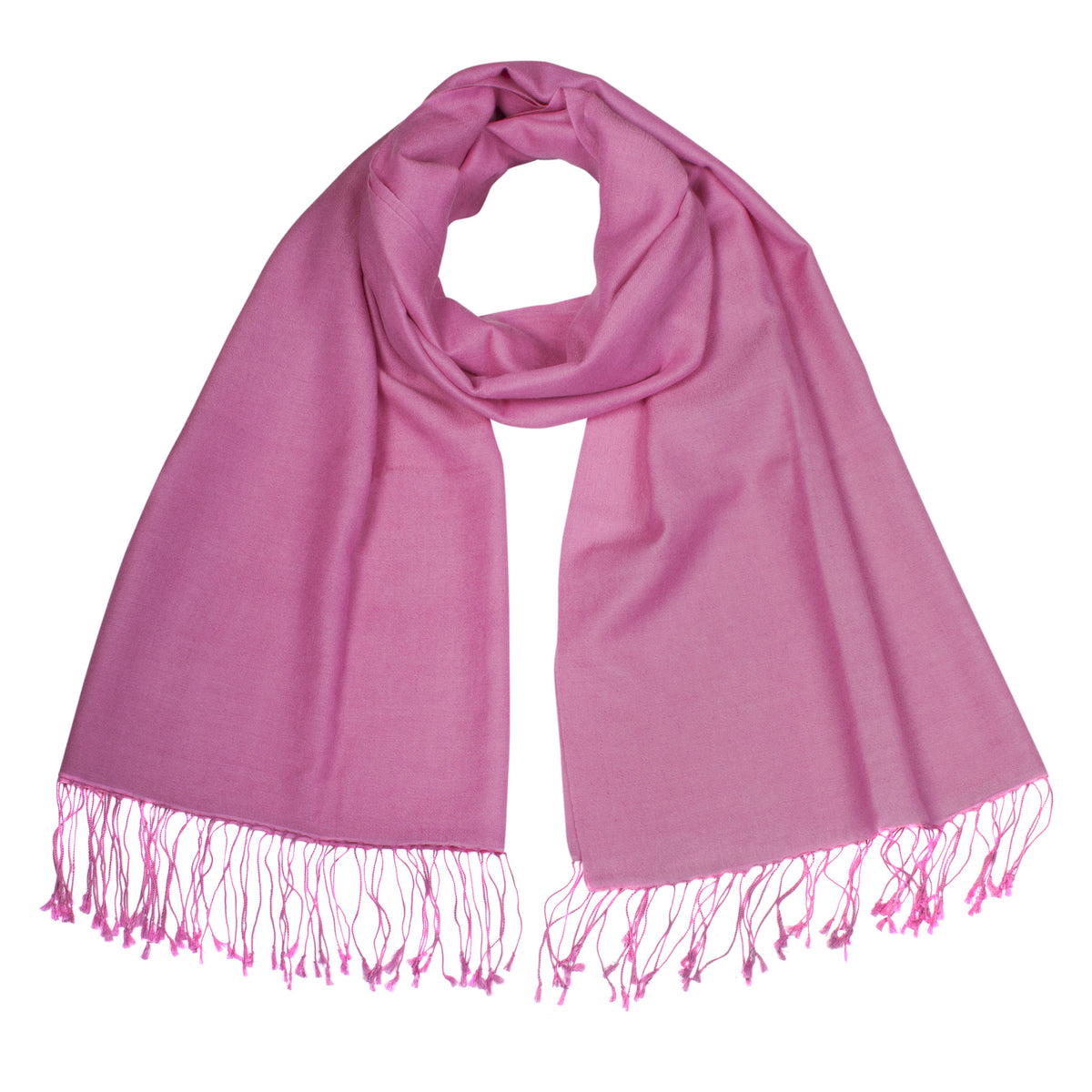 Pink Pashsmina Stole | buy now at The Cashmere Choice London