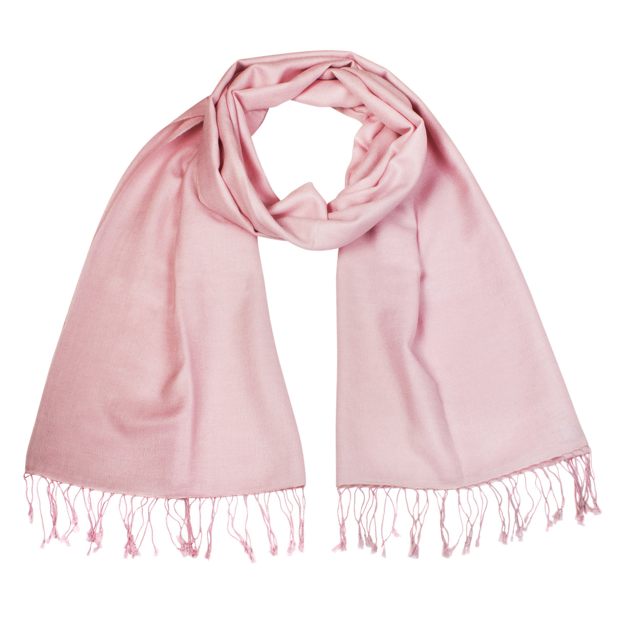 Soft Pink Pashsmina Stole | buy now at The Cashmere Choice London