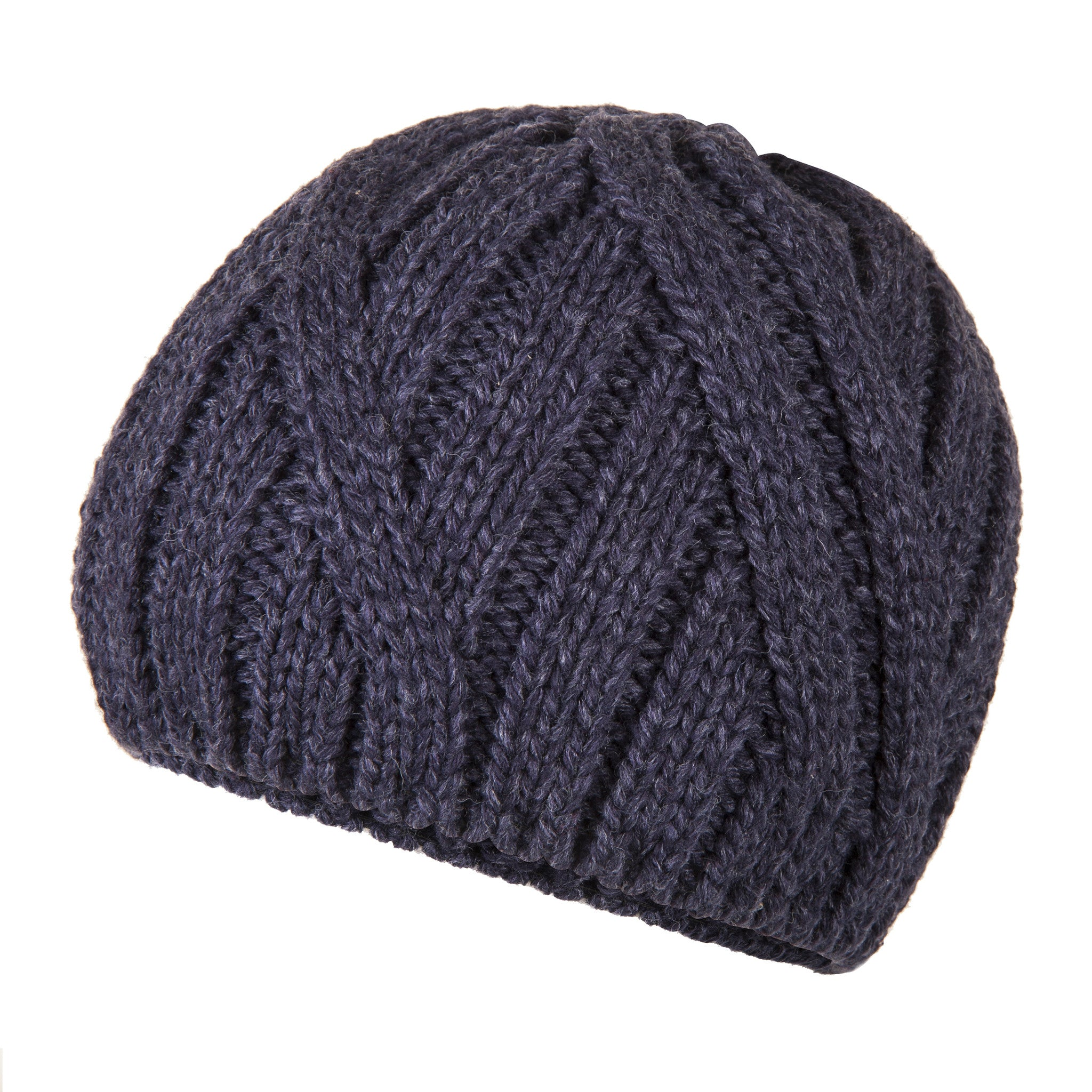 Bugatti - Wool Cable Beanie - The Cashmere Choice 8f76a8ddef2f