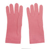 Coral Pink Ladies Cashmere Gloves | buy now at The Cashmere Choice London
