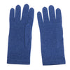 Denim Blue Ladies Cashmere Gloves | buy now at The Cashmere Choice London
