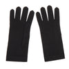 Black Ladies Cashmere Gloves | buy now at The Cashmere Choice London