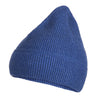 Denim Blue Cashmere Beanie | buy now at The Cashmere Choice London