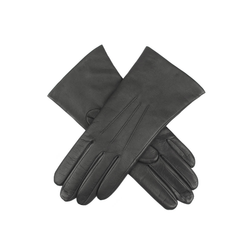 d4afd2778 Dents - Ladies Cashmere Lined Leather Gloves - The Cashmere Choice