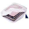 Anti Moth | Cashmere Storage Bag for Scarves | Cashmere Storage Pouch | buy now at The Cashmere Choice London