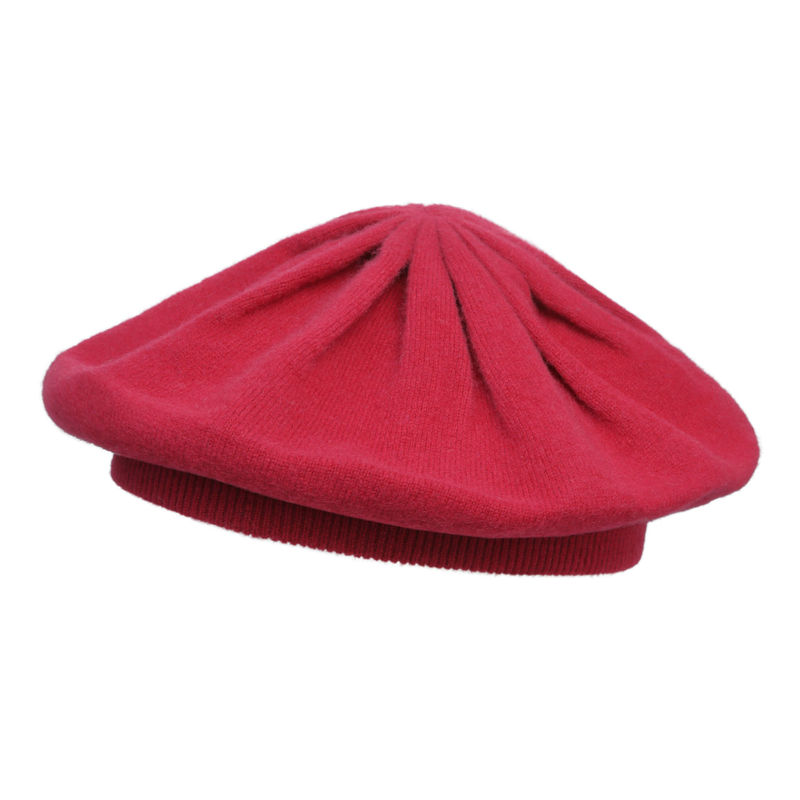 Bordeaux Wine | Cashmere Beret | Shop at The Cashmere Choice London