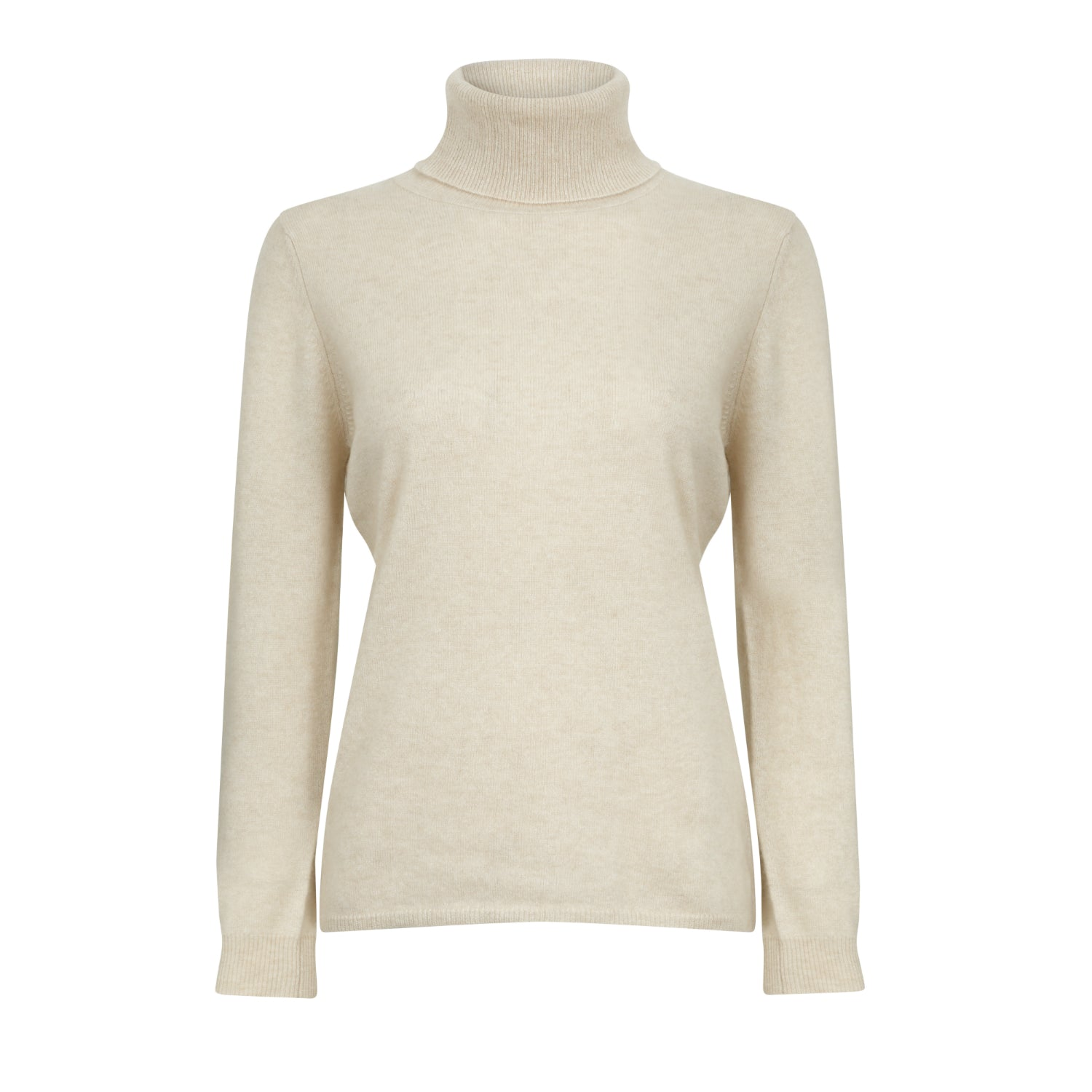 6e05397a43a9 Shop for Ladies Pure Cashmere Polo Neck Sweaters - The Cashmere Choice