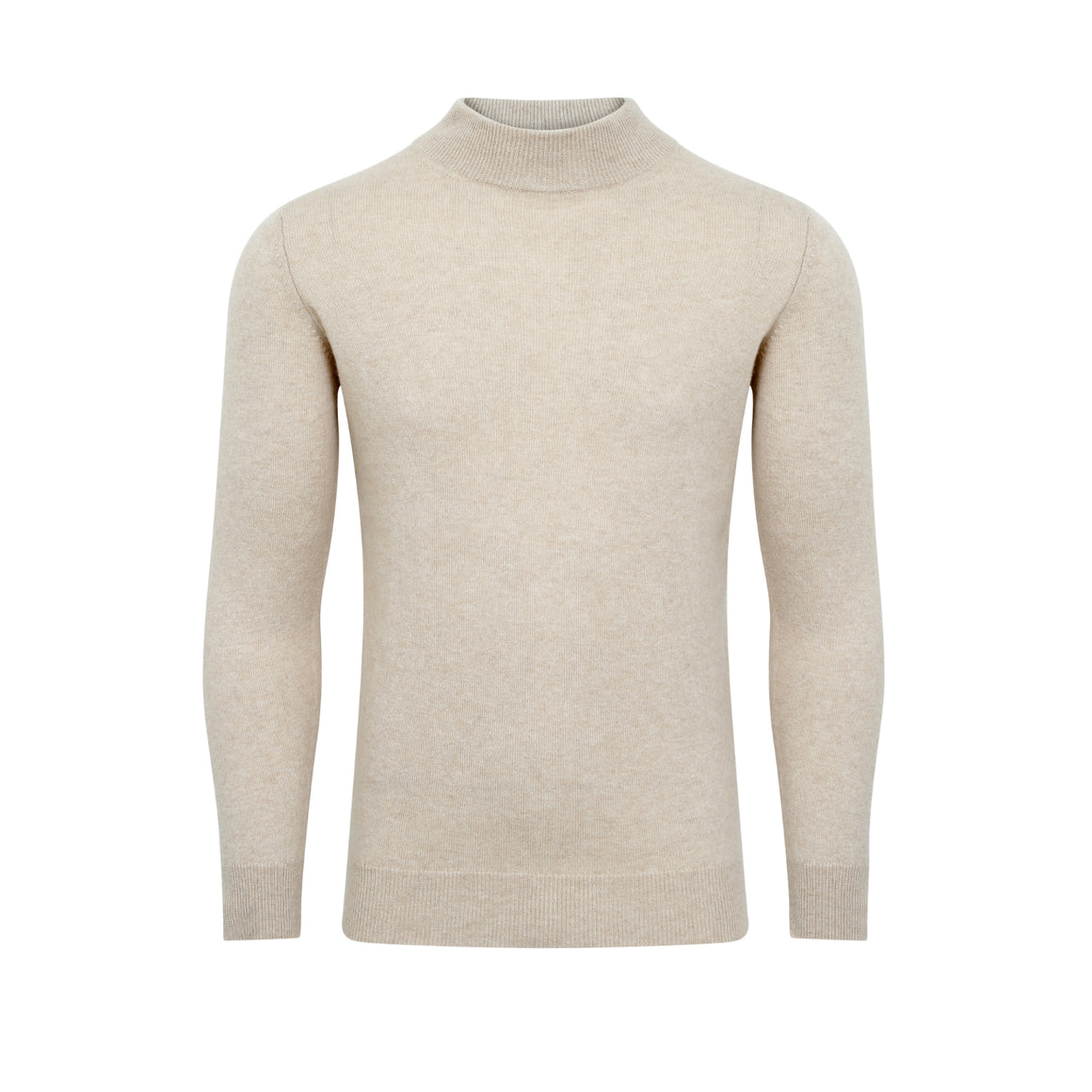 Lomond - Mens Cashmere Turtle Neck Sweater