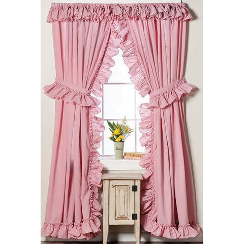 Priscilla Ruffled Curtain