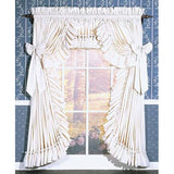 Cottage Ruffled Curtains