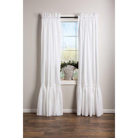 Stella Ruffled Curtain