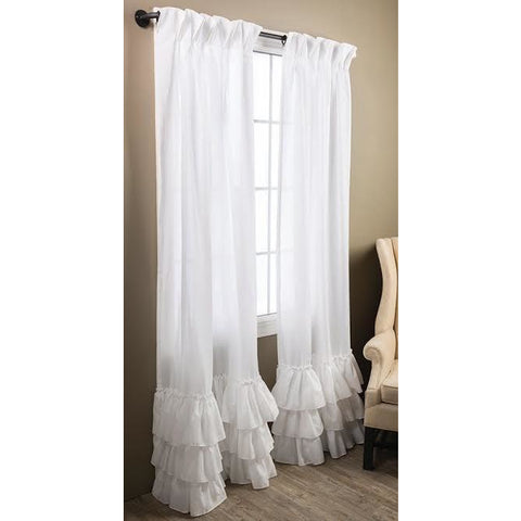 Kimberly Ruffled Curtain