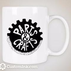 Parts and Crafts Mug