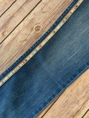 Dear John Joyrich Jeans with Detailed Side