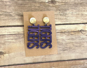 CS Gameday Earrings