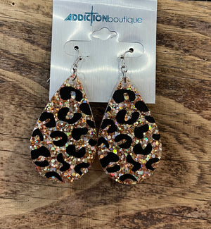Randans Teardrop Earrings