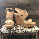 M&Z Sky wedge sandal