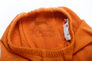 Doris | Merinoull | Burnt orange - Pompi Dard AB
