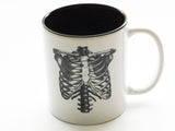 Custom Anatomy Coffee Mug personalized med student graduation gift teacher nurse doctor physician assistant rn md pa np-Art Altered