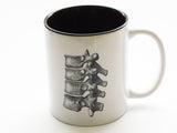 Custom Anatomy Coffee Mug personalized med student graduation gift teacher nurse doctor physician assistant rn md pa np