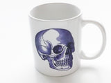 Doctor Nurse Gift Anatomy Ceramic Coffee Mugs Choice of Image skull brain spine medical school graduation-Art Altered