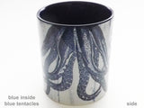 Octopus Tentacles Coffee Mug housewarming hostess gift kraken beach sea ocean rustic home decor-Art Altered