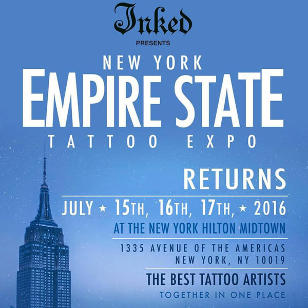 NY Empire State Expo 2016