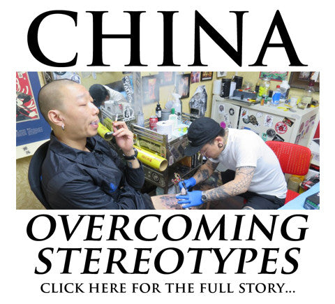 China Overcoming Stereotypes of Tattoos