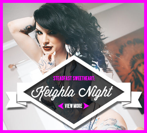 Steadfast Sweethearts: Keighla Night