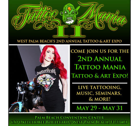 Wrap-Up: Tattoo Mania 2015