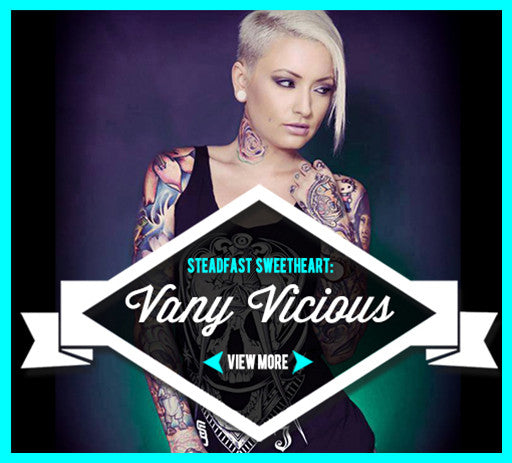 Steadfast Sweetheart: Vany Vicious