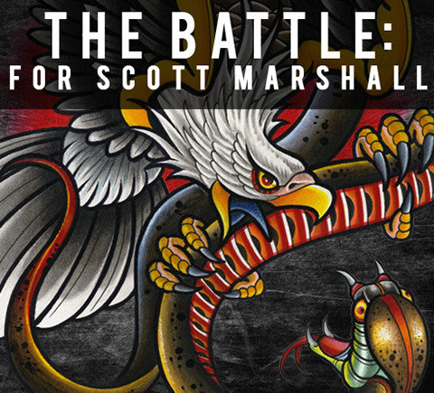 The Battle: For Scott Marshall