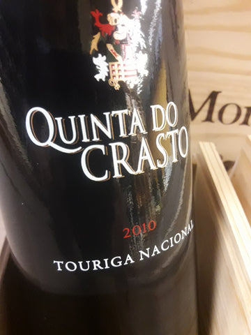 Quinta do Crasto Touriga Nacional Douro Tinto 2010