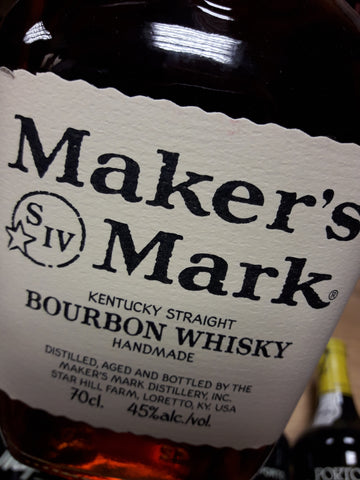 Whisky Bourbon Makers Mark