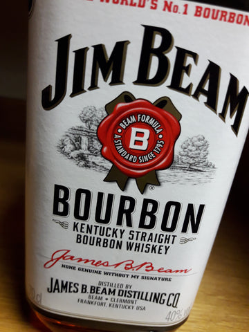 Whisky Bourbon Jim Beam