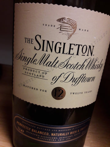 Whisky The Singleton 12 anos