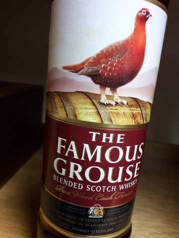 Whisky Famous Grouse Portwood